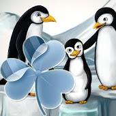 GO Launcher Theme penguins Buy