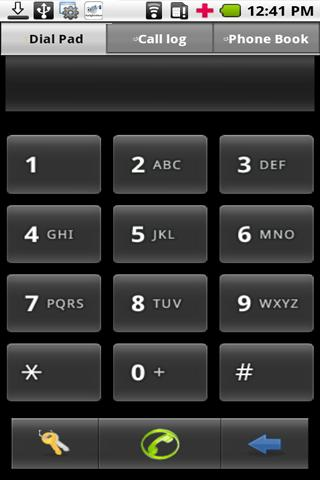 St-t Mobiledialer - screenshot