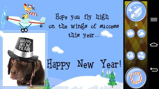 【iOS APP】scrapboxCNY – 製作個性化的新年賀卡