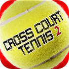 Cross Court Tennis 2 icon
