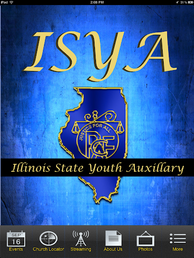 ISYA of the PCAF Mobile App
