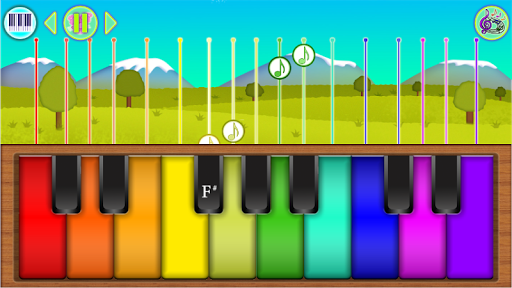 Baby Piano 1.1.0 screenshots 3