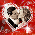 Romantic Love Camera HD icon