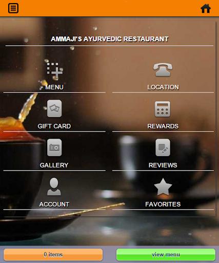 Ammajis Restaurant