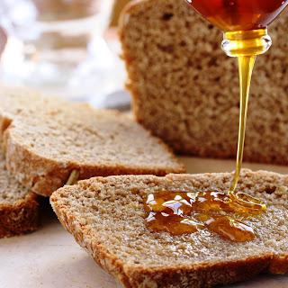 Whole Wheat Honey Oatmeal Bread