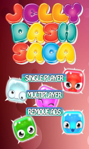 Jelly Dash Saga