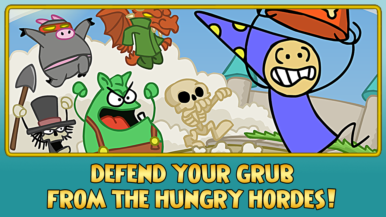 Grub Guardian - screenshot