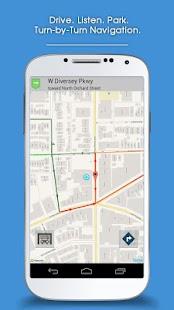 Parknav - Best Street Parking - screenshot thumbnail