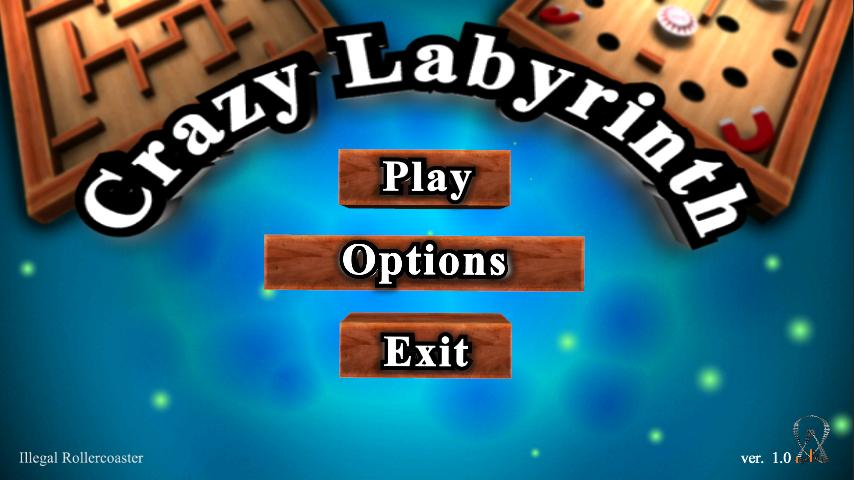 Crazy Labyrinth 3D - Lite- screenshot