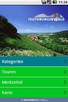 Screenshot of Mein Teuto