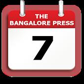 BANGALORE PRESS e-Calendar