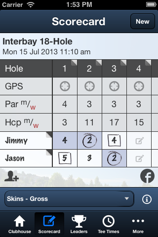 【免費運動App】Interbay Golf Center-APP點子