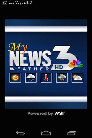 MyNews3 Weather