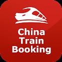 China Train Booking icon