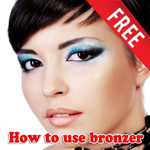 How to use bronzer Free Apps