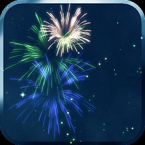 KF Fireworks Live Wallpaper APK