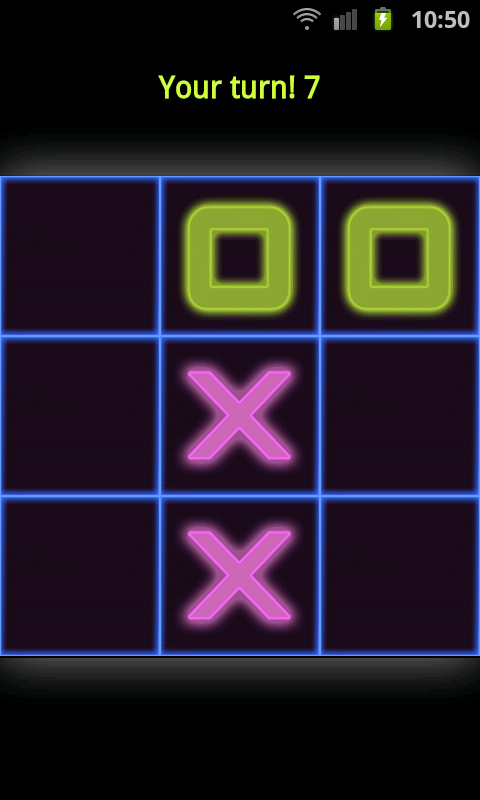Tic Tac Toe - Free Live Game! - screenshot