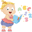 ABC 123 Dots Kids logo