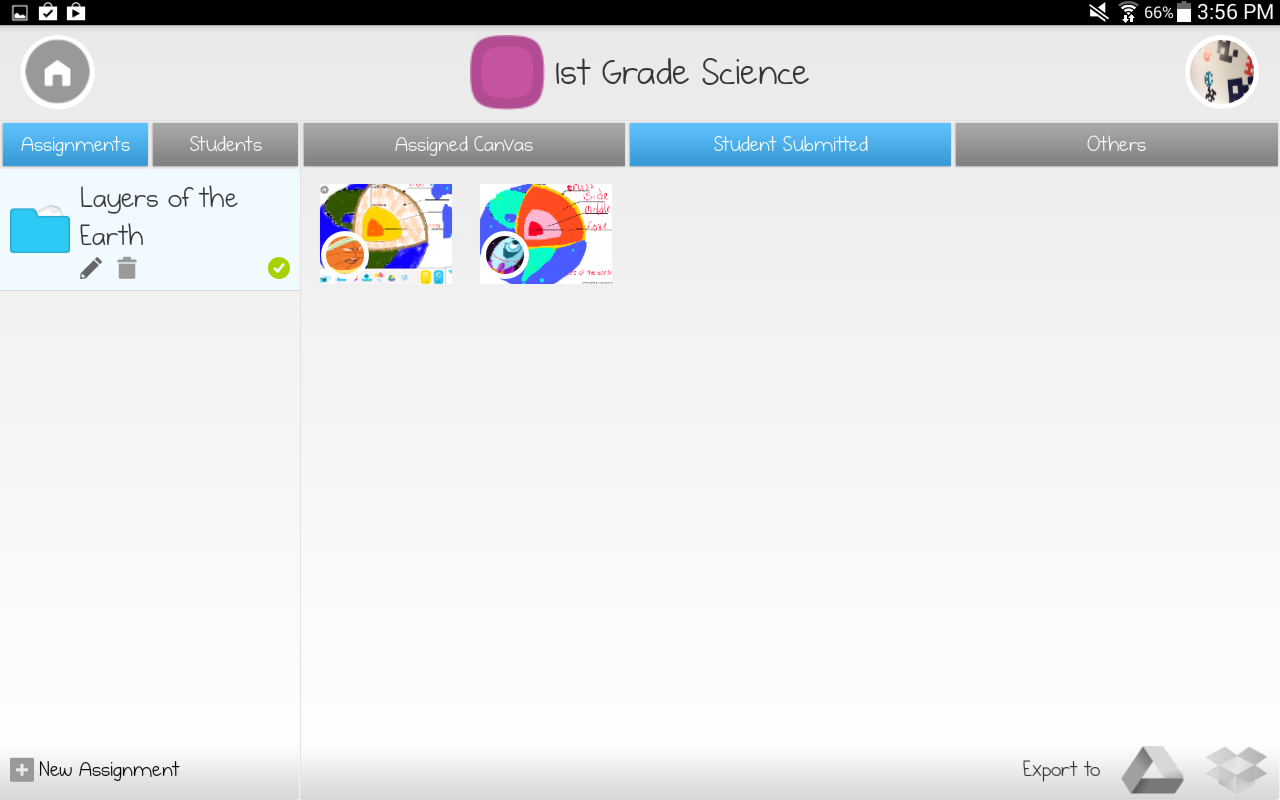 Drawp For School- screenshot