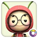 Talking Bugy Ladybug icon
