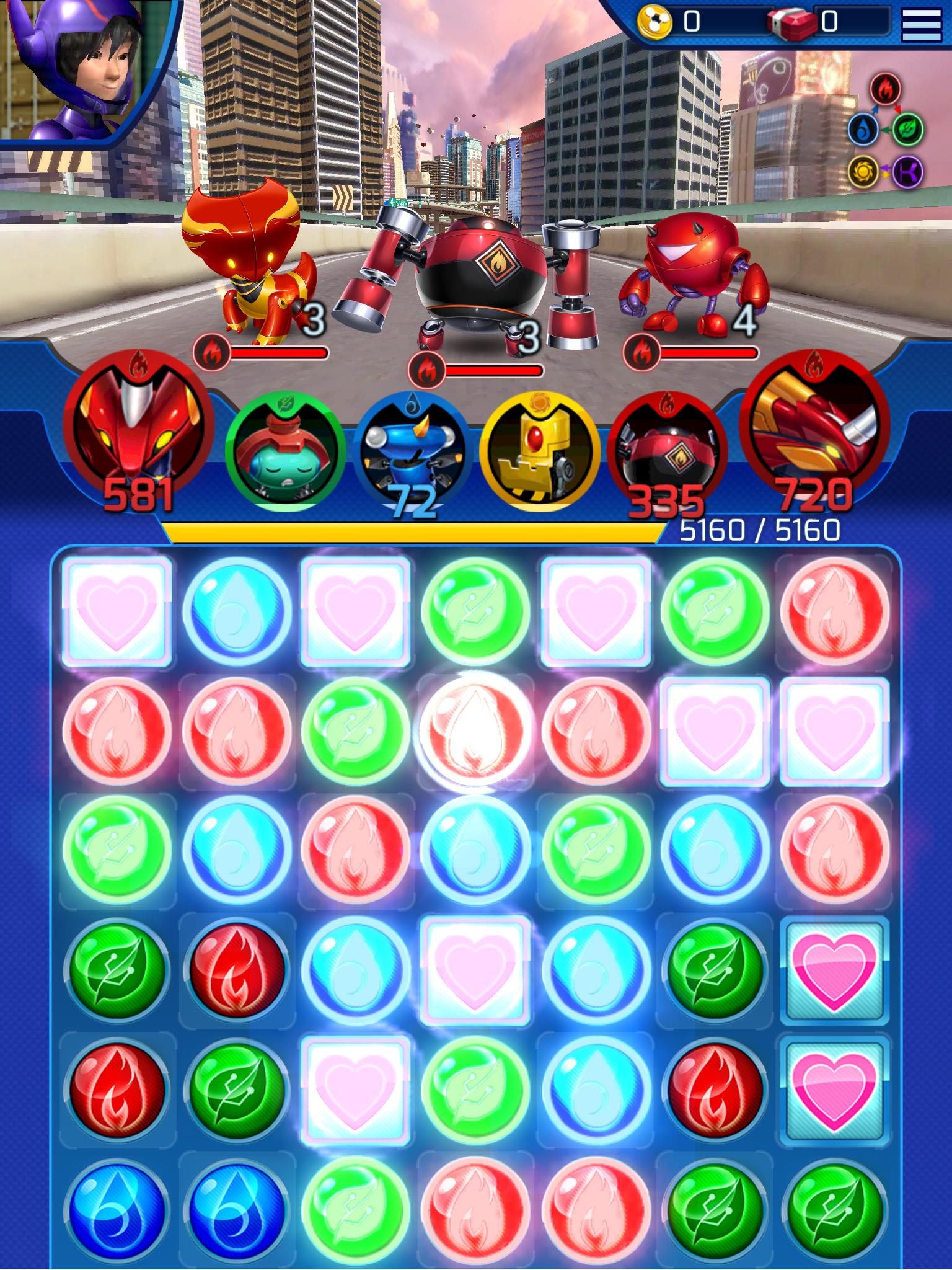 Big Hero 6 Bot Fight screenshot #7