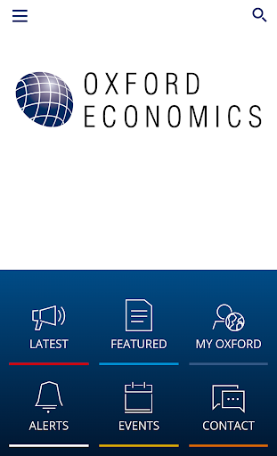 Oxford Economics App