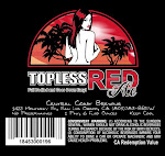 Central Coast Brewing Topless Red