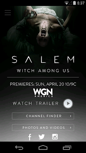 Salem WGNA- screenshot thumbnail