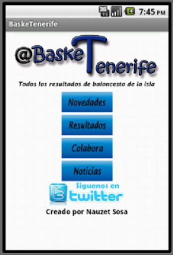 BaskeTenerife