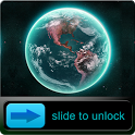 3D Earth HD Go Locker Theme icon