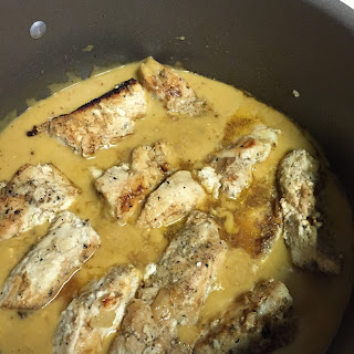 Pan Fried Chicken and Gravy
