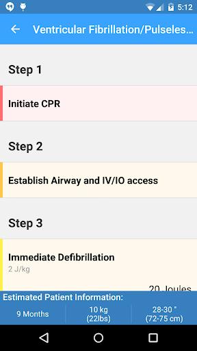 【免費醫療App】Pedi STAT-APP點子