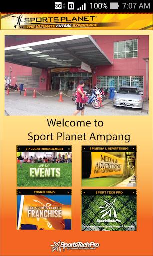 Sports Planet AMPANG