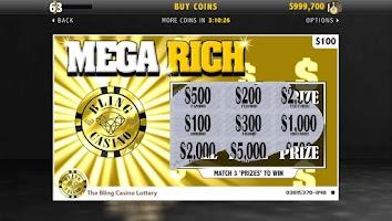 Screenshot of Scratch Bling