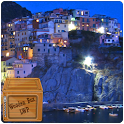 Village Manarola Night LWP