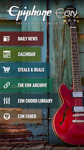 Epiphone EON- screenshot thumbnail