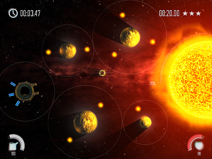 Solar Flux HD- screenshot thumbnail