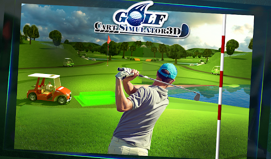 Golf-Cart-Simulator-3D 8