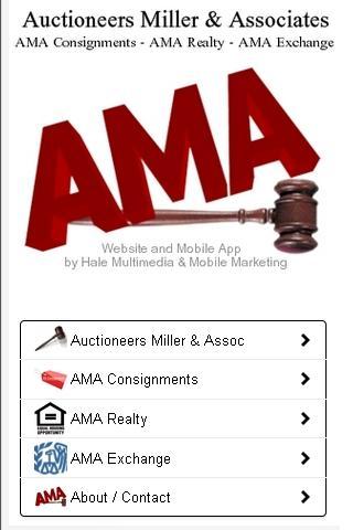 AMA Auctions