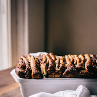 Fig + Anise Pull-Apart Bread.