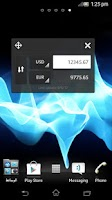 Screenshot of Currency Converter Small App