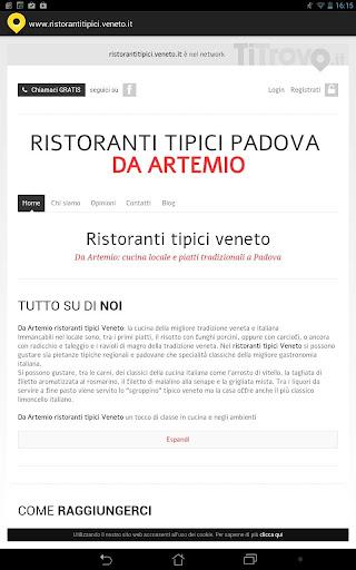 Ristoranti tipici Veneto