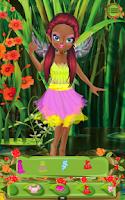 Screenshot of Flower Fairy