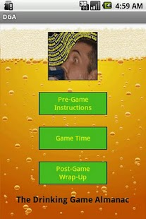 THE Drinking Game App - screenshot thumbnail