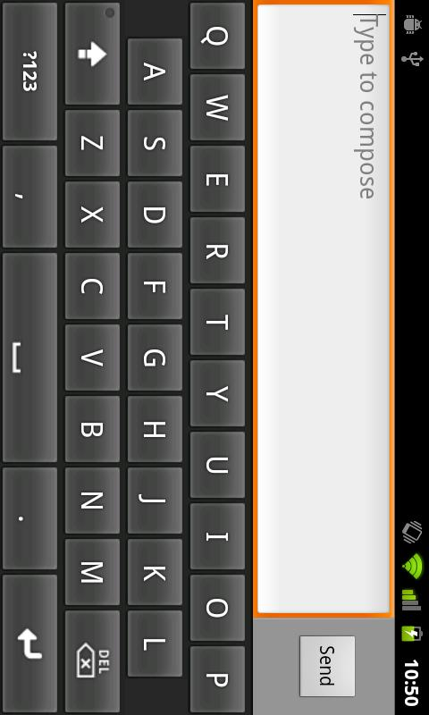 (EvenBetter)NumberPad Keyboard - screenshot