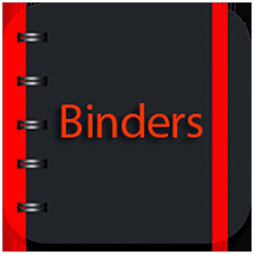 Binders - Icon Pack