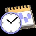 Zeiterfassung - Timesheet icon