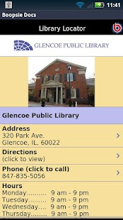 Glencoe Public Library- screenshot thumbnail