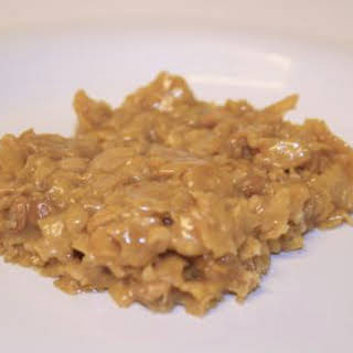 Peanut Butter Cornflake Bars.