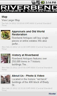 Riverbend Antiques - screenshot thumbnail